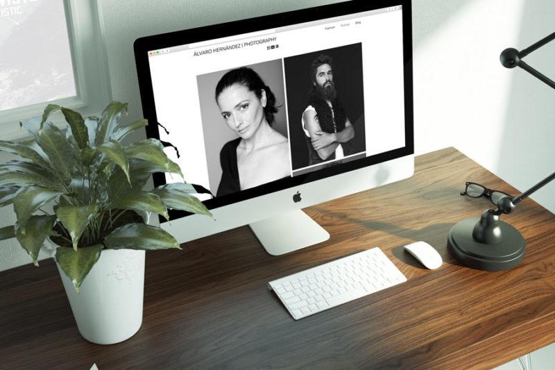 web design, alvaro hernandez fotografia diseño web, unamina, somos una mina